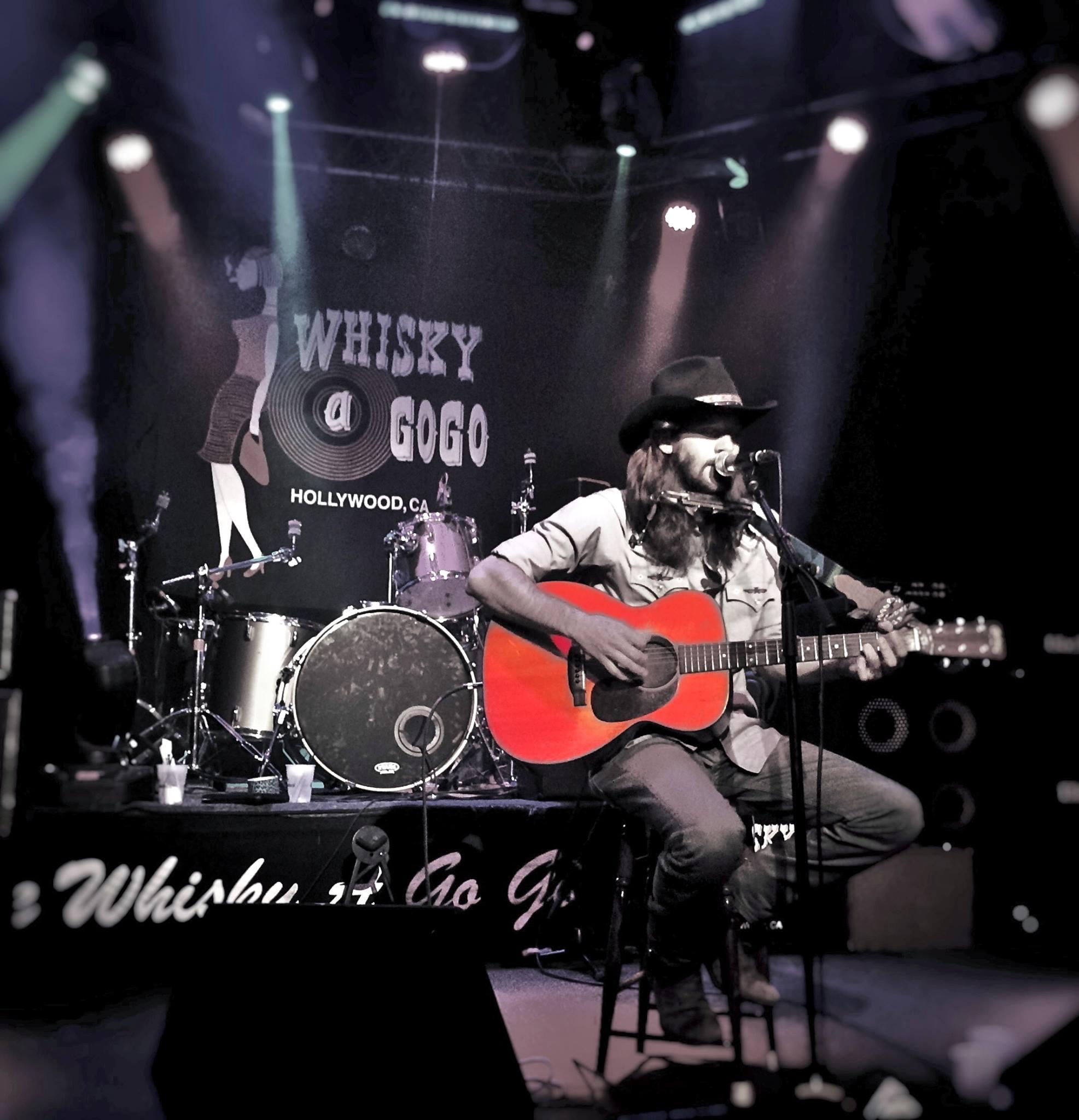 B.R. Lively — November 5, 2015 — Red Light Café, Atlanta, GA