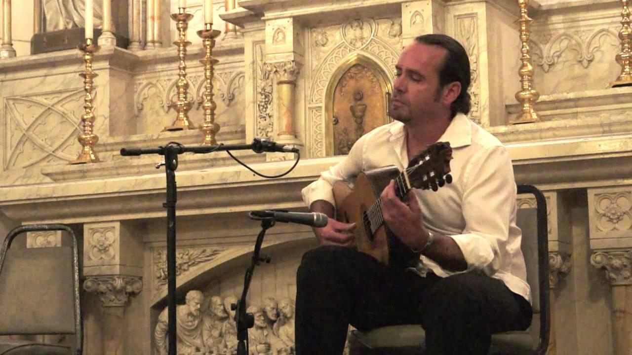 Joaquín Gallegos — December 7, 2015 — Red Light Café, Atlanta, GA