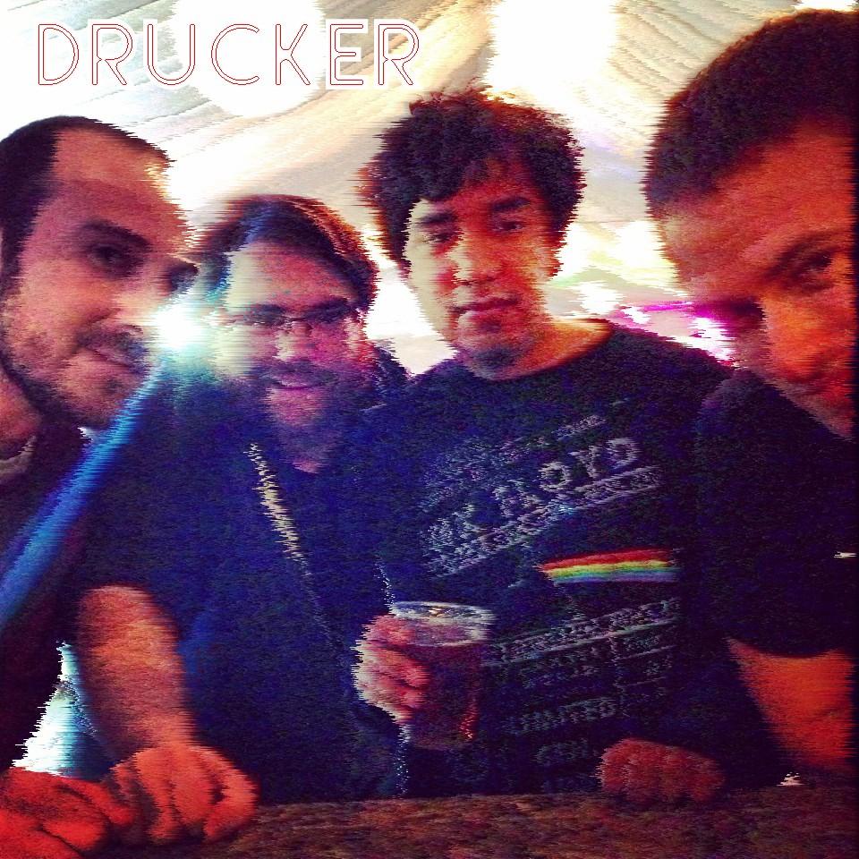 Drucker — December 31, 2015 — Red Light Café, Atlanta, GA
