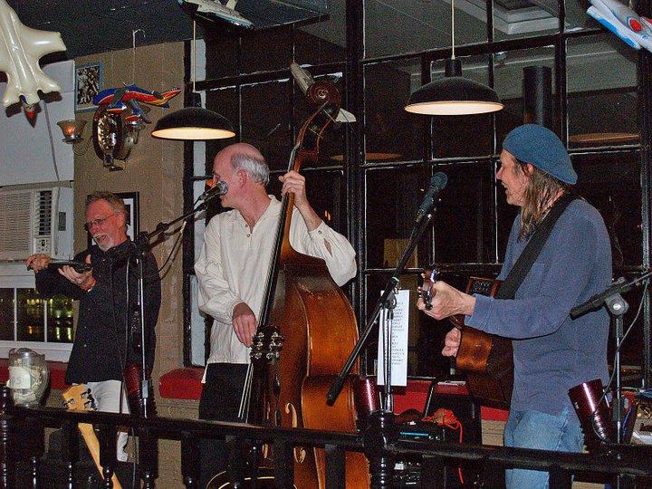 The Band of Desperate Men — January 14, 2016 — Red Light Café, Atlanta, GA