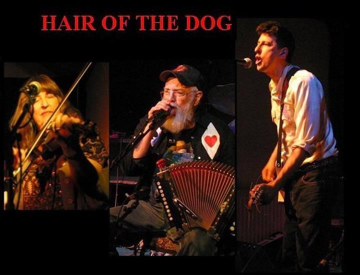 Hair of the Dog — March 3, 2016 — Red Light Café, Atlanta, GA