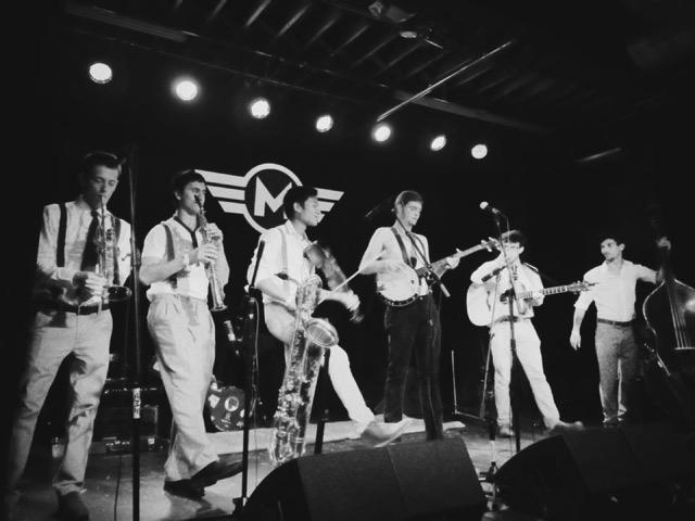 Ellis Dyson & The Shambles — March 13, 2016 — Red Light Café, Atlanta, GA