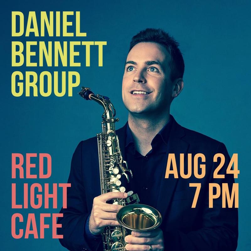 Daniel Bennett Group — August 24, 2016 — Red Light Café, Atlanta, GA