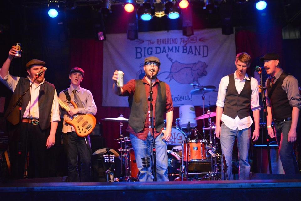 The Muckers — September 23, 2016 — Red Light Café, Atlanta, GA