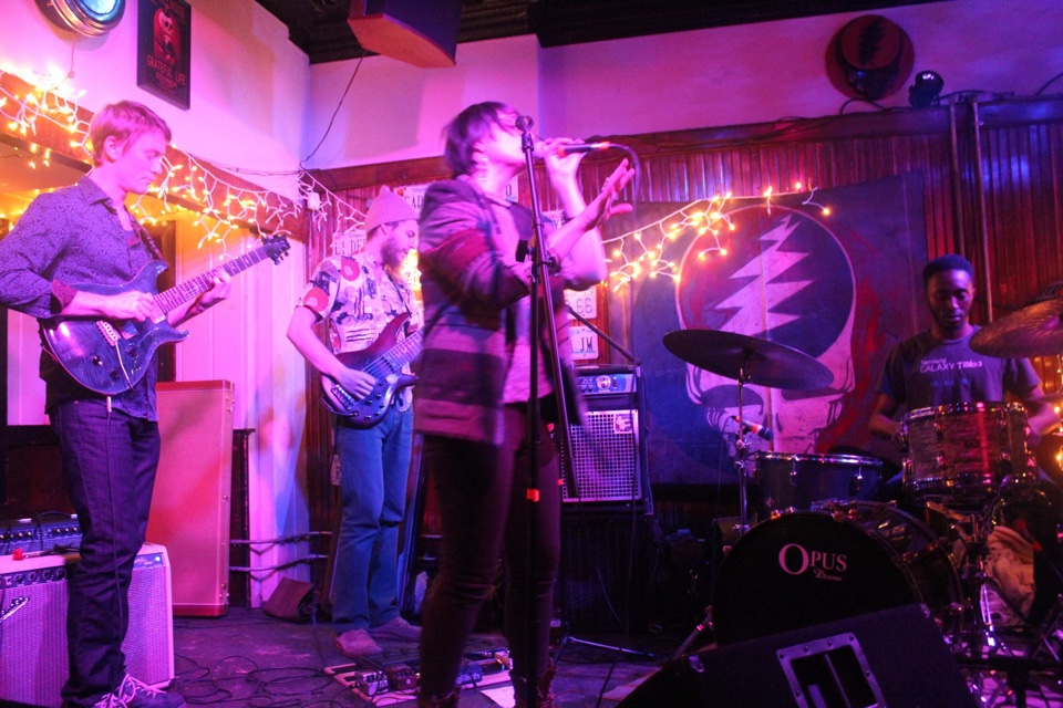 Hail! Cassius Neptune — September 30, 2016 — Red Light Café, Atlanta, GA
