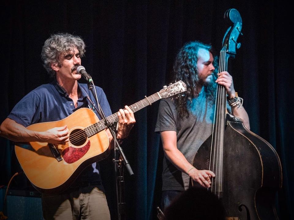 Josh Erwin & Troy Harris — November 17, 2016 — Red Light Café, Atlanta, GA