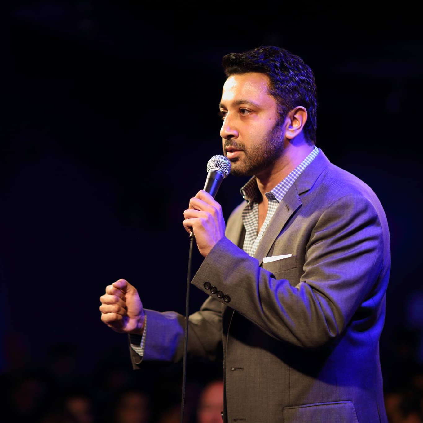 Anish Shah — April 15, 2018 — Red Light Café, Atlanta, GA