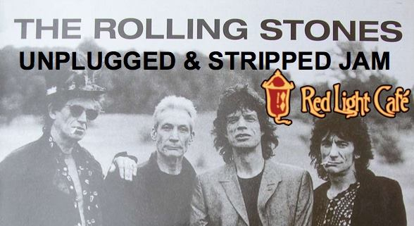 The Rolling Stones Unplugged & Stripped Jam w/ Mark Michelson & Friends — July 27, 2018 — Red Light Café, Atlanta, GA