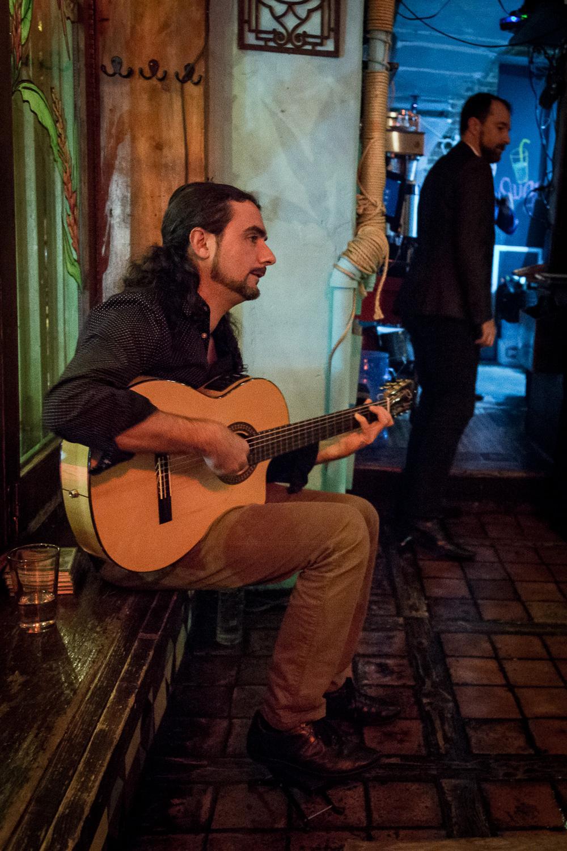 Juan Pedro Jiménez — October 29, 2018 — Red Light Café, Atlanta, GA