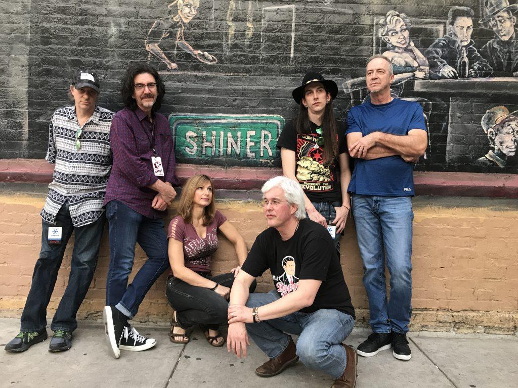 Russ Still & The Moonshiners — March 24, 2019 — Red Light Café, Atlanta, GA