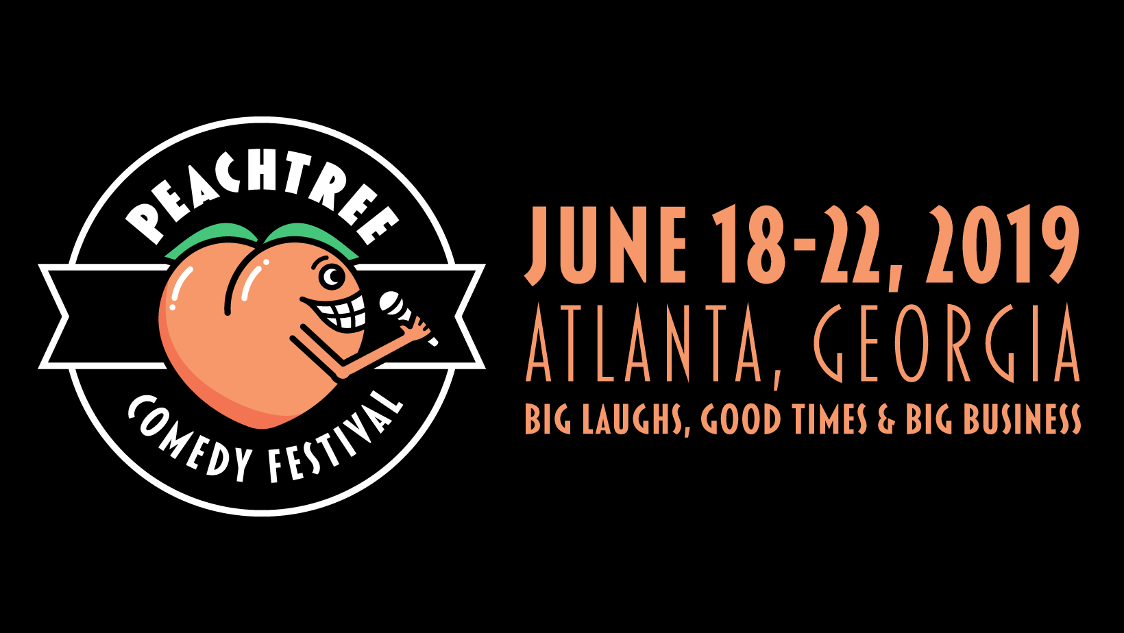 Peachtree Comedy Festival at Red Light Café — June 18, 2019 — Red Light Café, Atlanta, GA