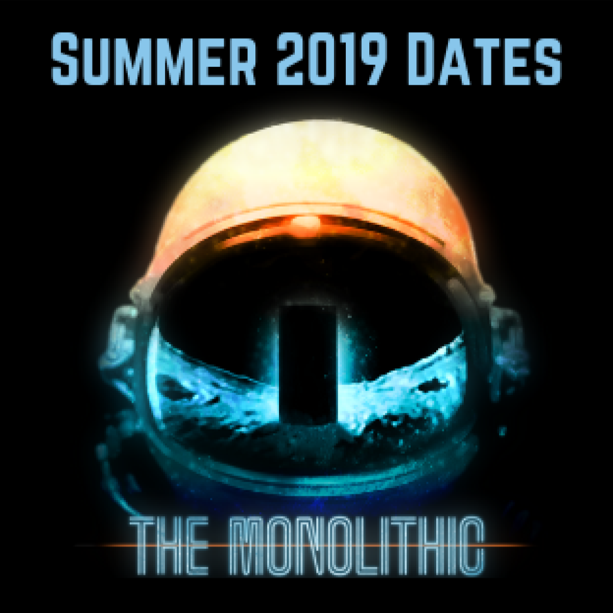 The Monolithic + The Warsaw Clinic + Ghost Moths — June 20, 2019 — Red Light Café, Atlanta, GA