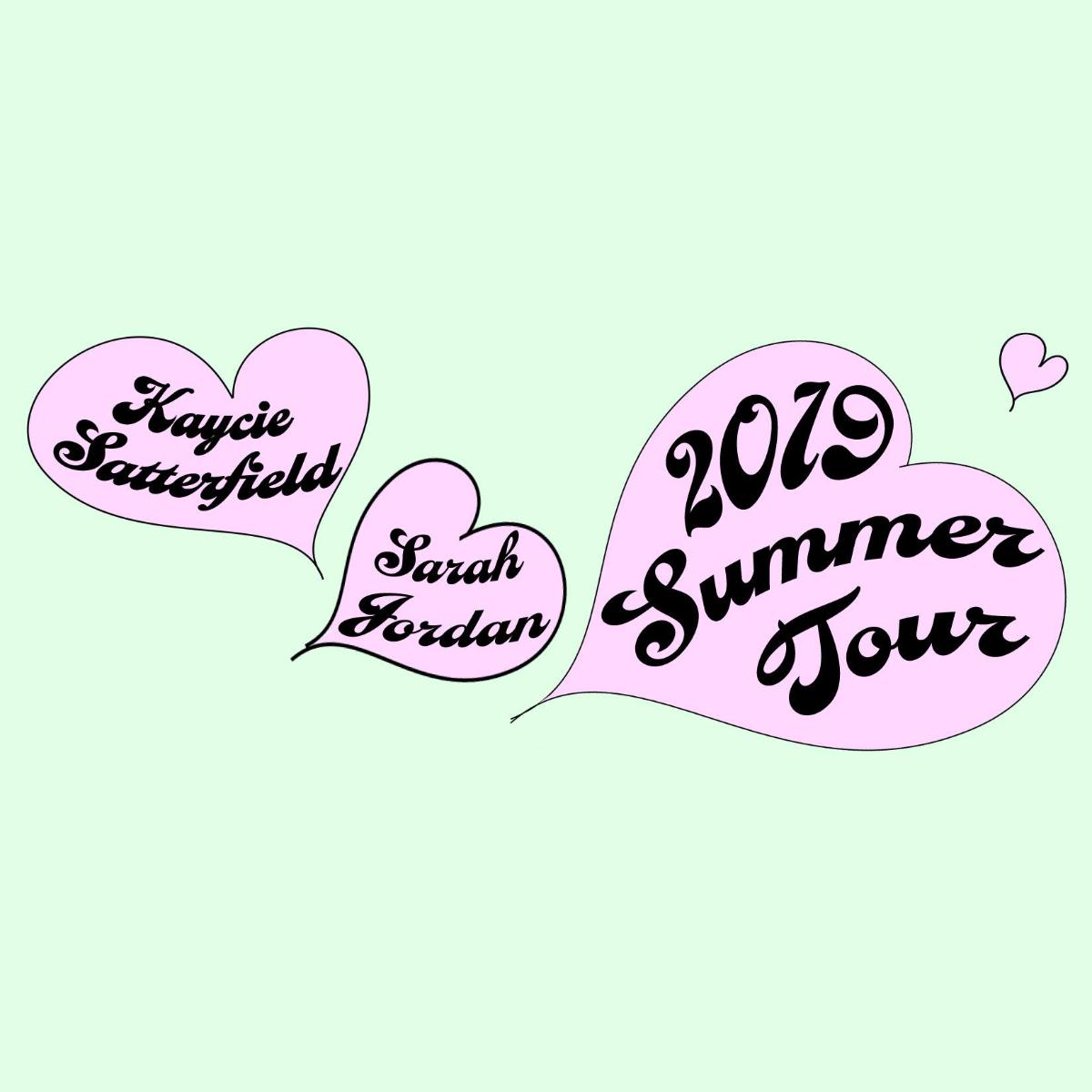 Kaycie Satterfield + Sarah Jordan + Billy Stonecipher + Elijah Johnston — July 7, 2019 — Red Light Café, Atlanta, GA