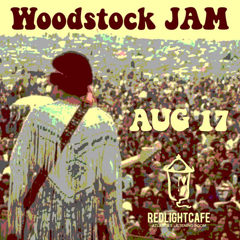 Woodstock Jam presented by BadAsh Allstar Team — August 17, 2019 — Red Light Café, Atlanta, GA