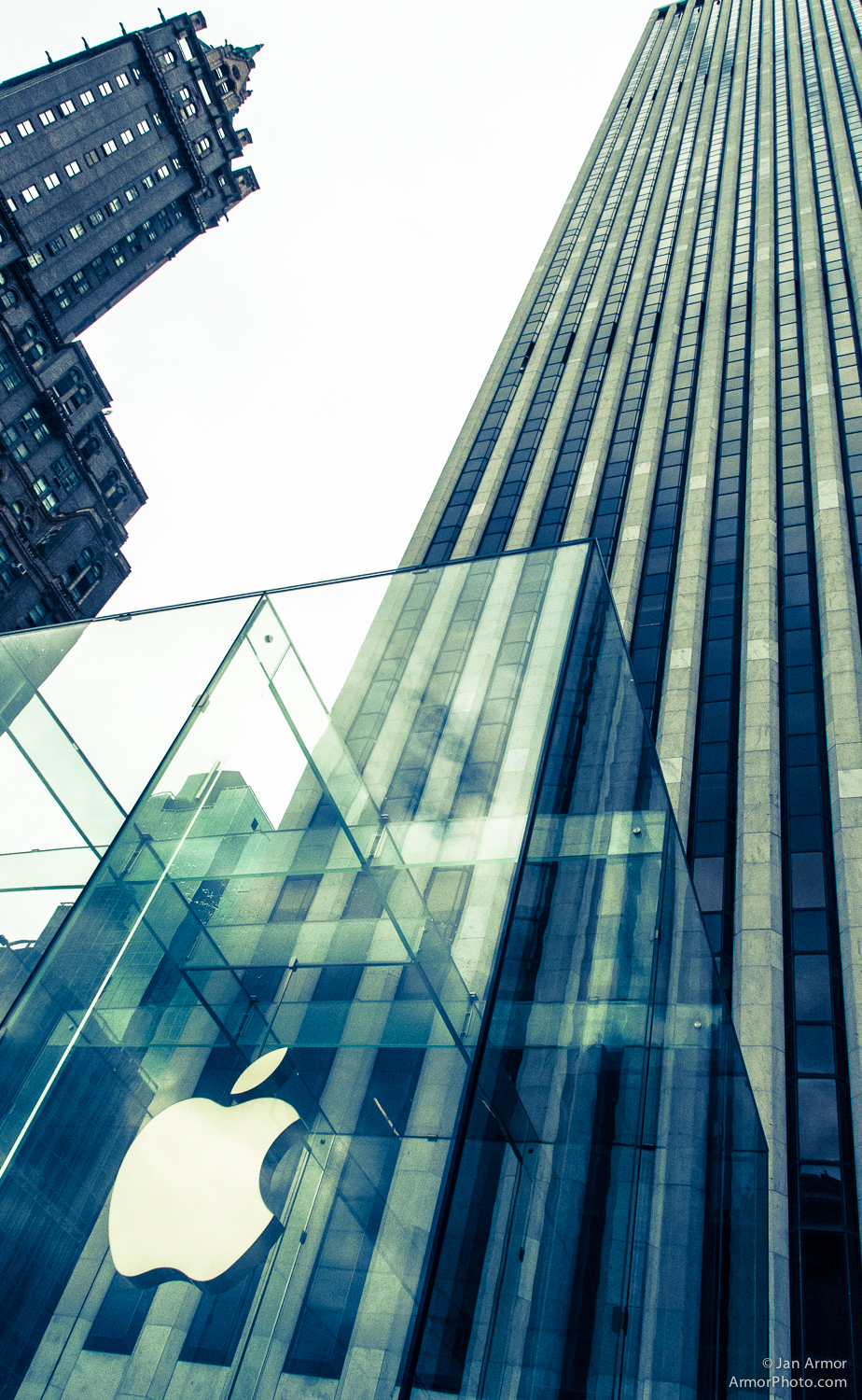 The Apple Store, NYC