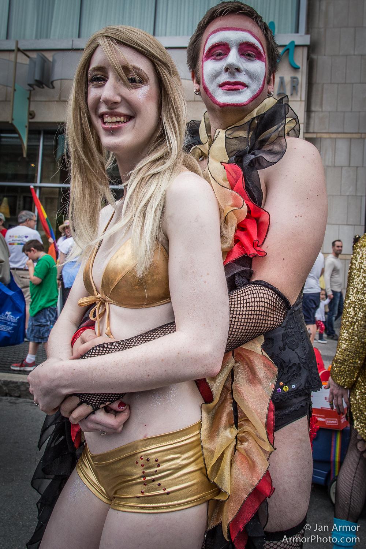 Boston Gay Parade
