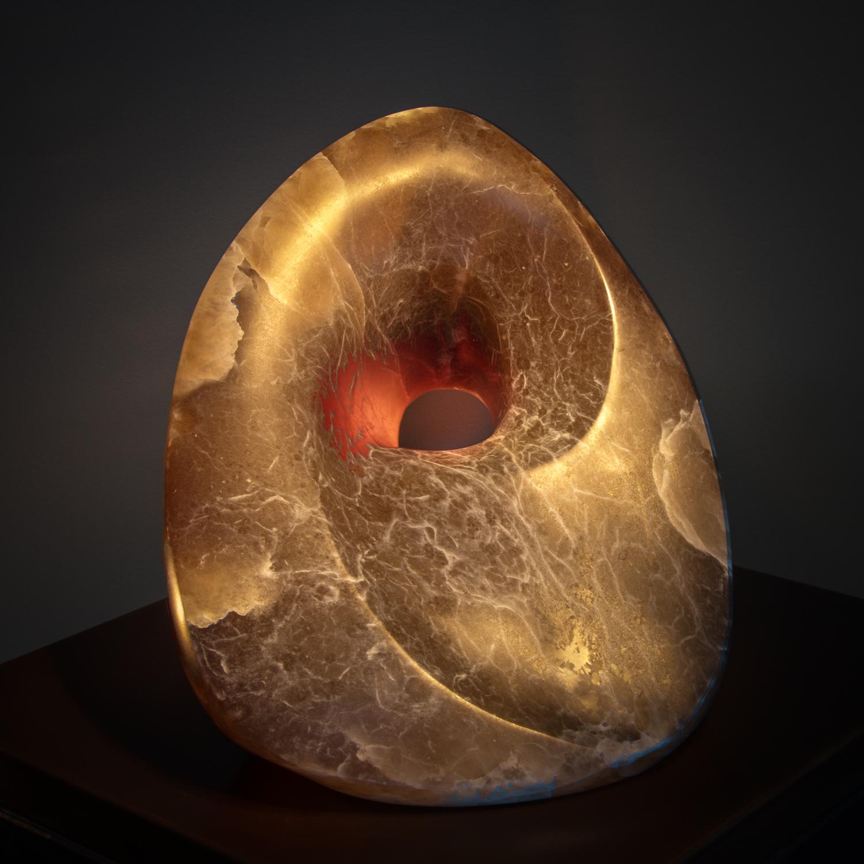 Firestone Sculpture by Kathy Armor