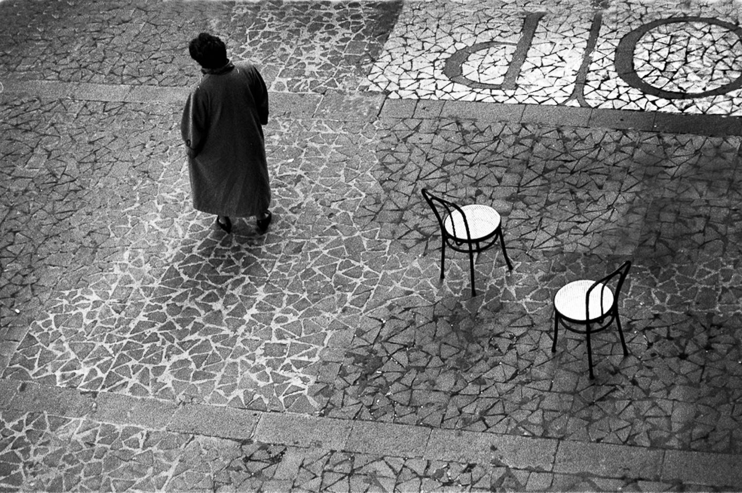 TwoEmpty Chairs