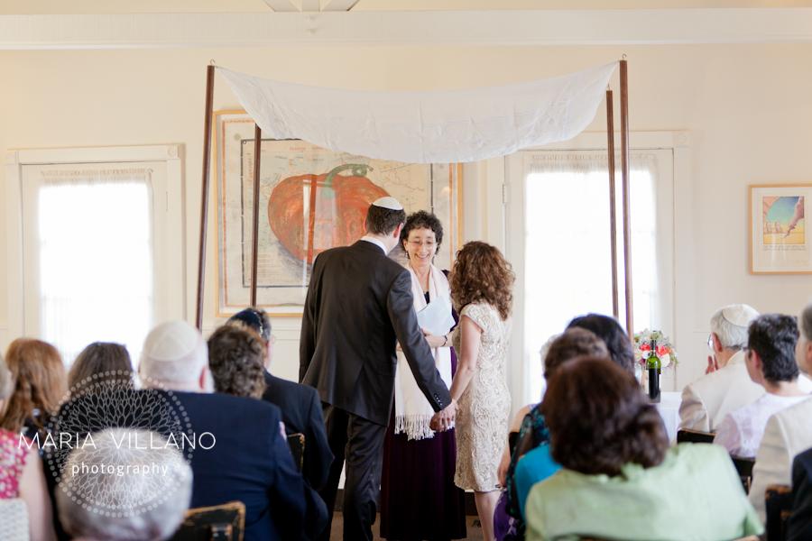 jewish wedding in st. helena, ca  wedding at Cindy's Backstreet Kitchen
