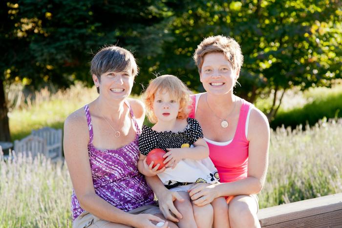 lesbian family photography session santa rosa
