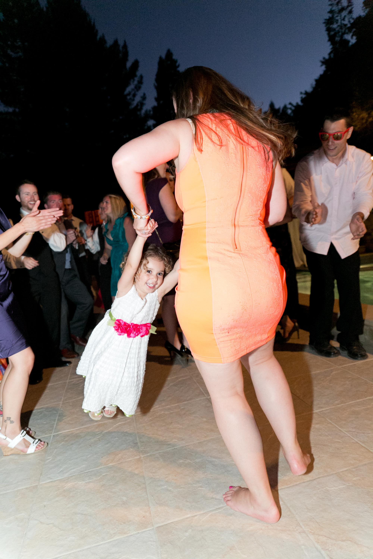 dancing at sebastopol hill gardens