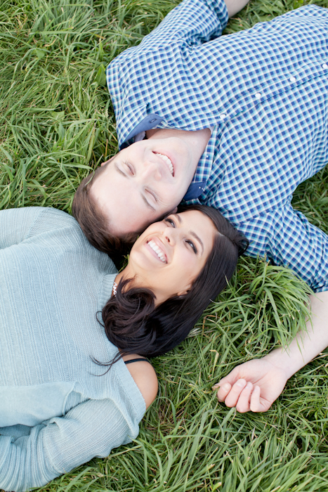 cute crissy field engagement session