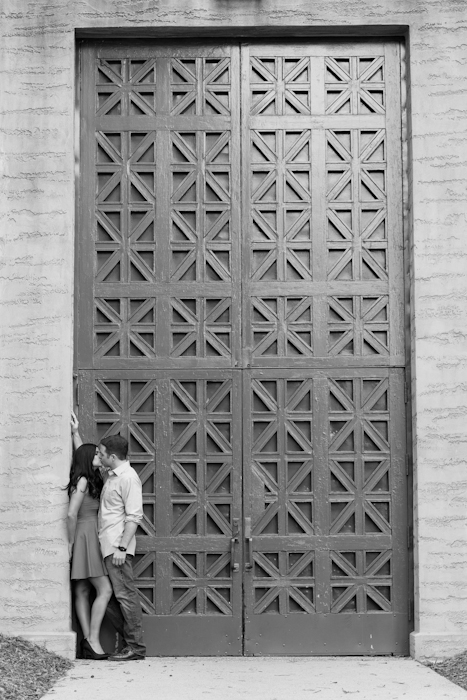 legion of honor engagement session