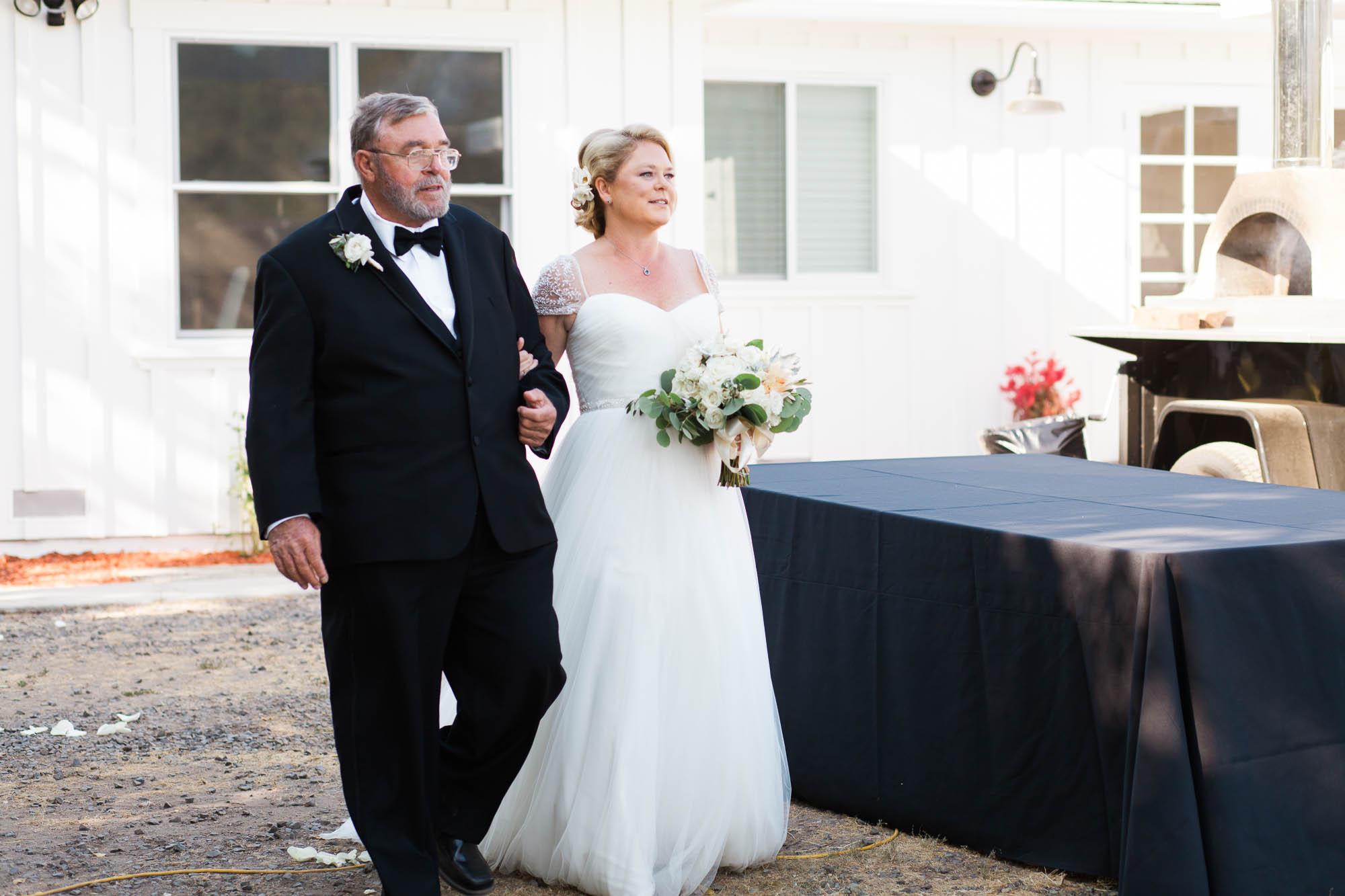 BACKYARD VINEYARD NAPA WEDDING MARIA VILLANO