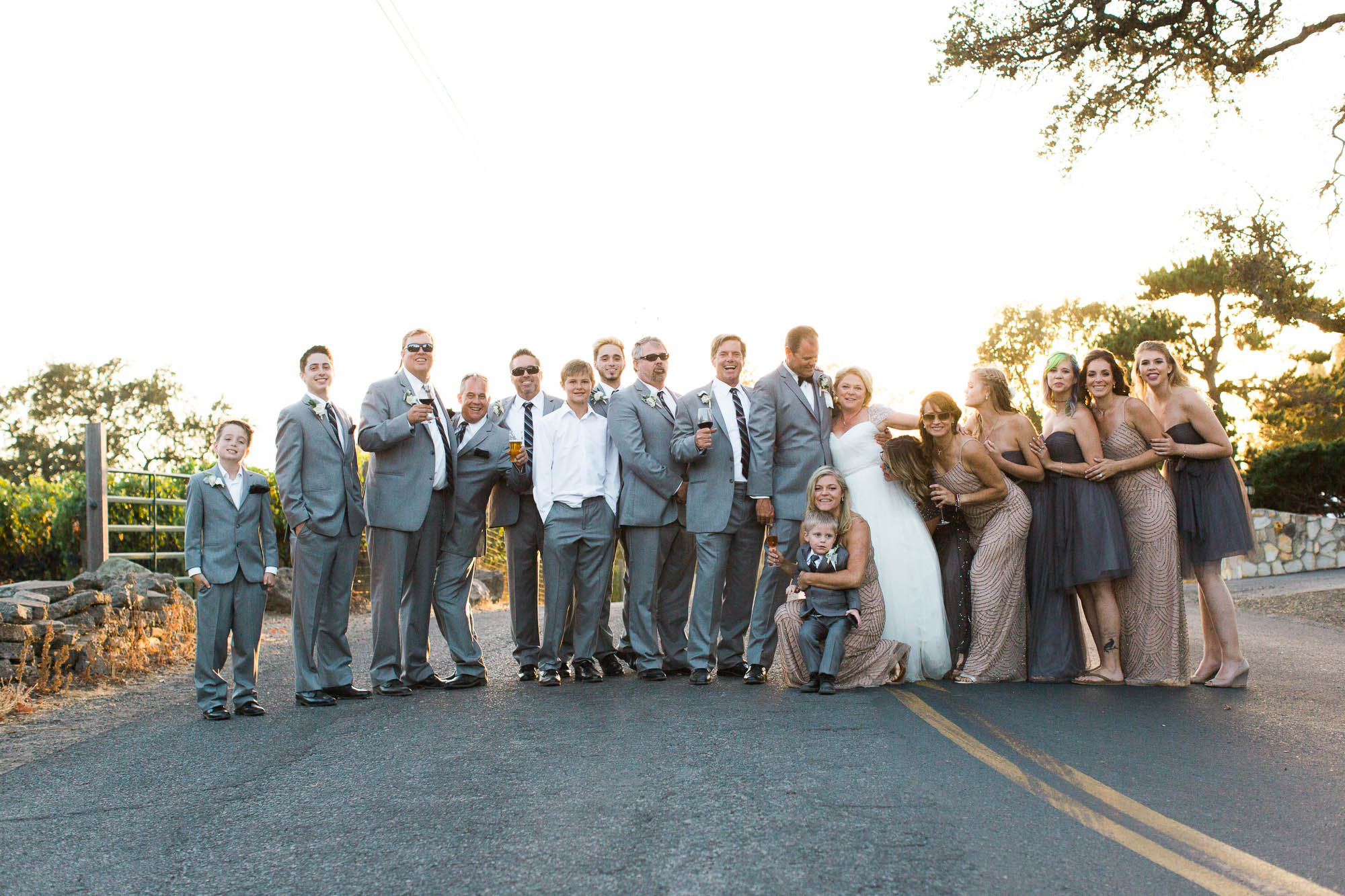 BACKYARD NAPA WEDDING PHOTOGRAPHER MARIA VILLANO