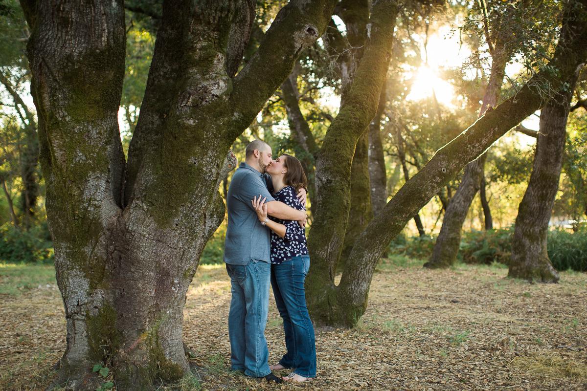 Sonoma County Engagement Photographer Maria Villano