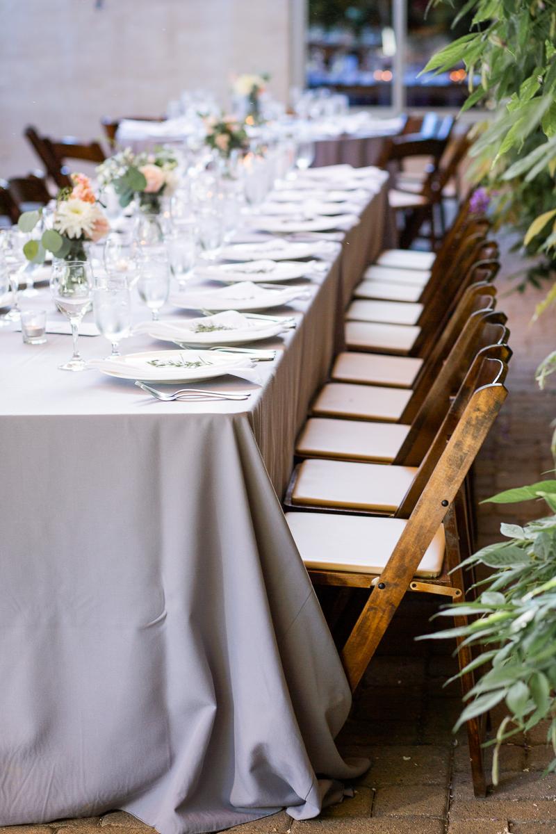 ramekins culinary school wedding reception