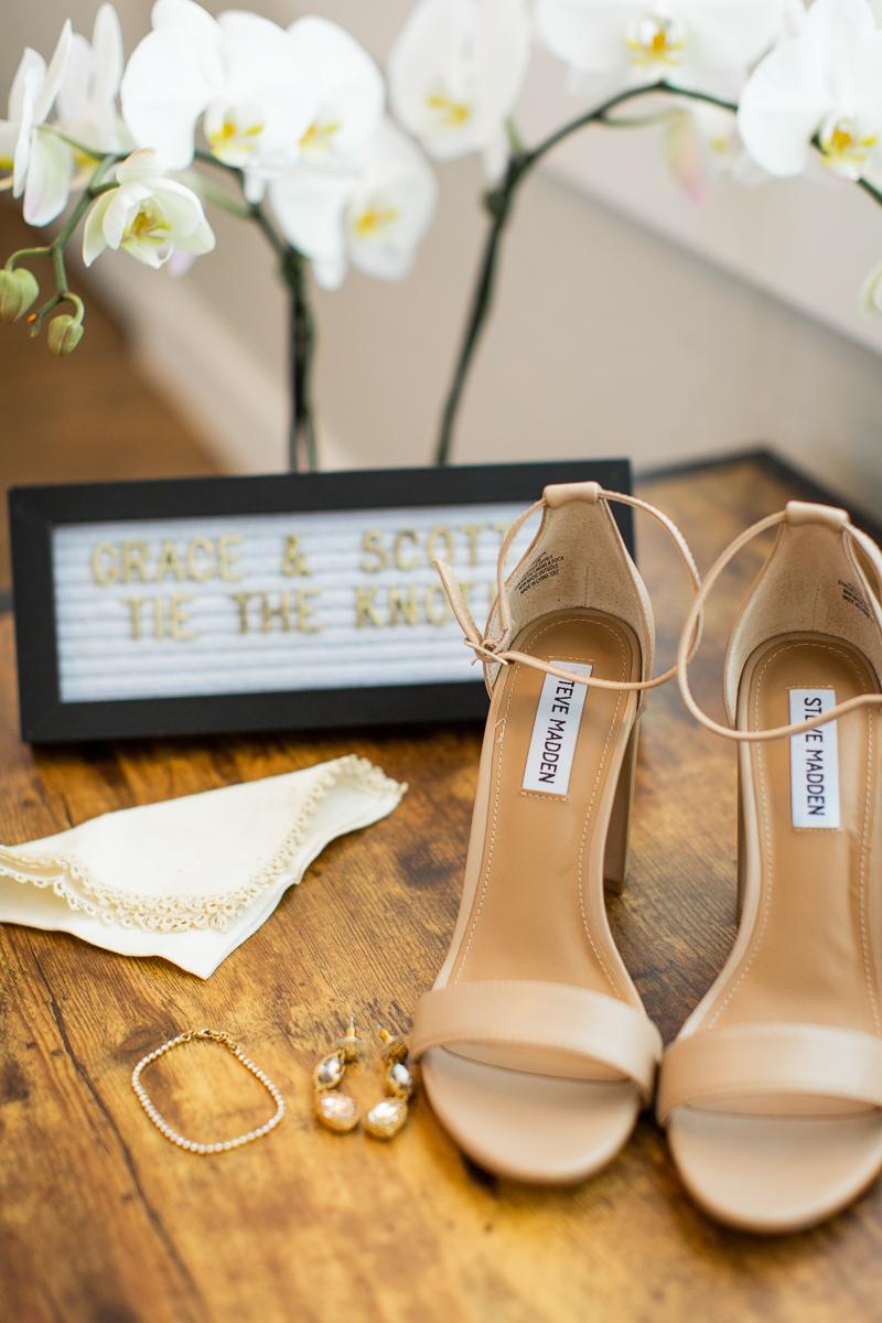 deer park villa wedding details