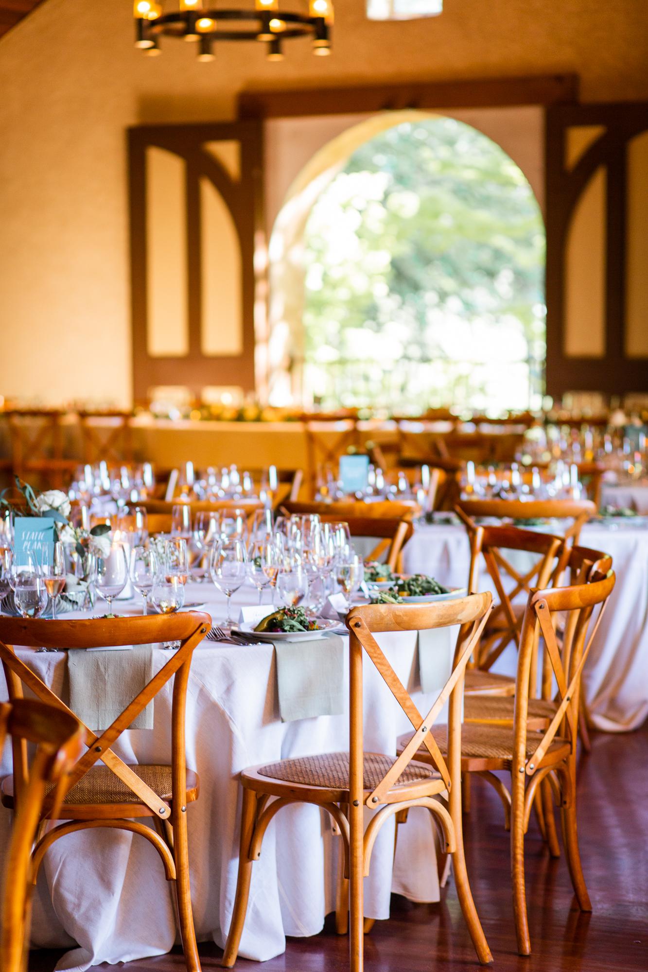 napa wedding at charles krug winery