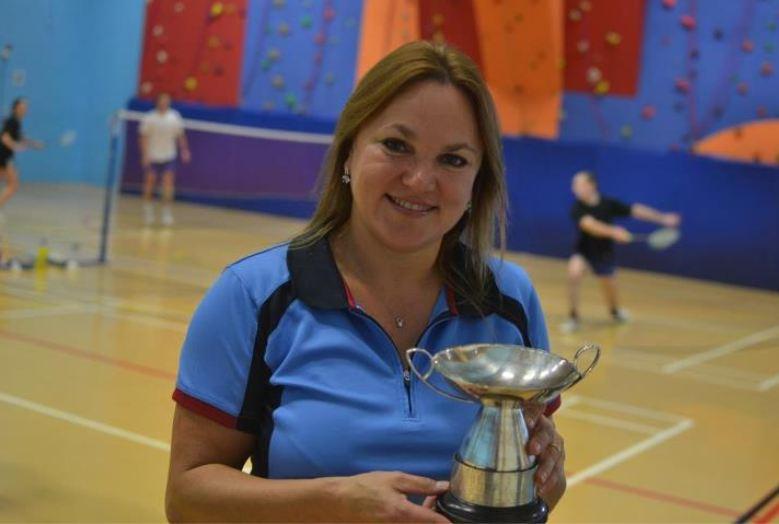 Olga Bryant, Singles winner 2011