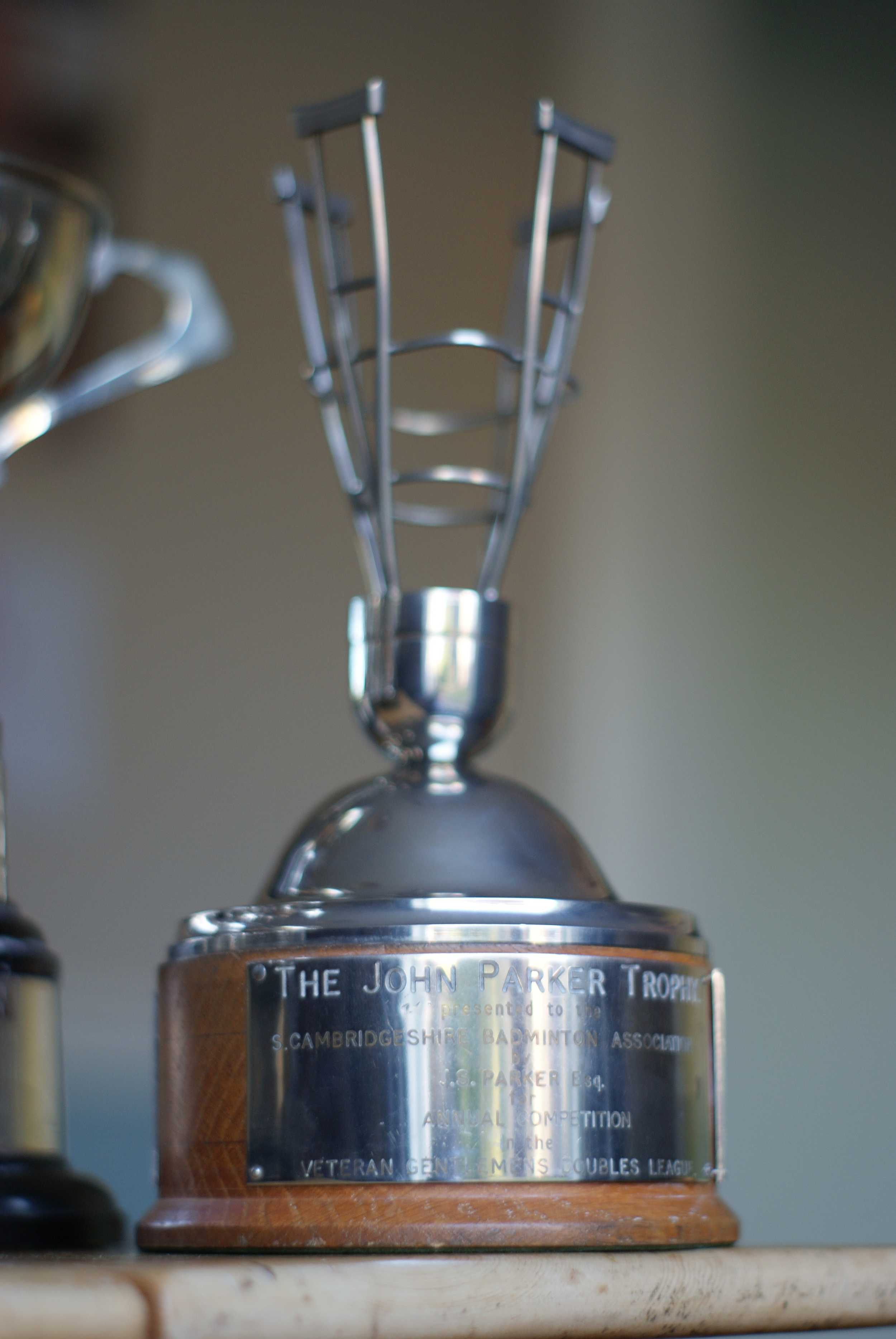 The John Parker Veteran's Trophy