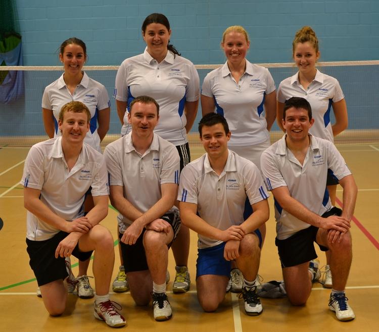 Cambs IInd Team 2012-13