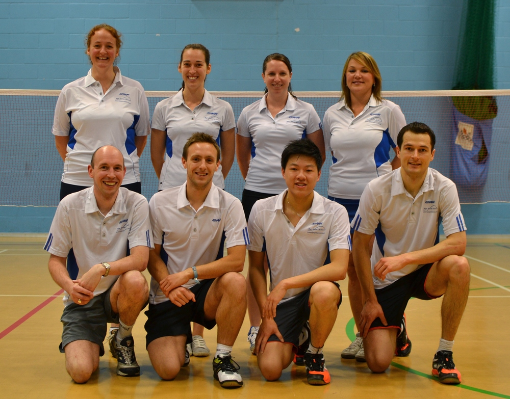 Cambs Ist Team 2012-13