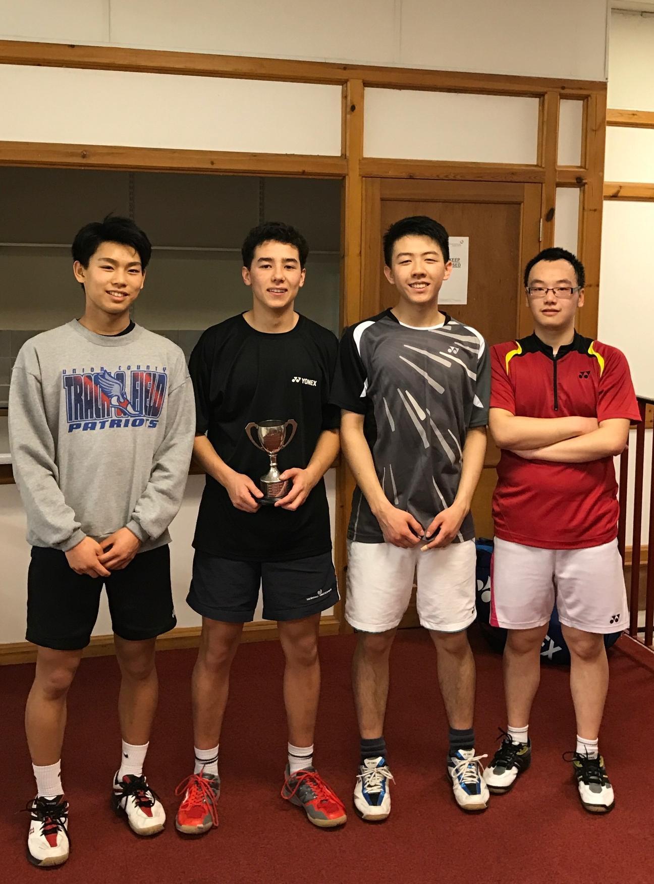 U20 BD finalists