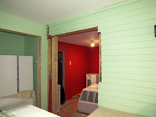Pistachio, by Benjamin Moore.  Ice-cream anyone?