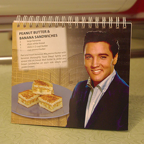 2017 Cookbook Challenge Week 6 Elvis Peanut Butter Banana Sandwiches Natalie Curtiss Illustration