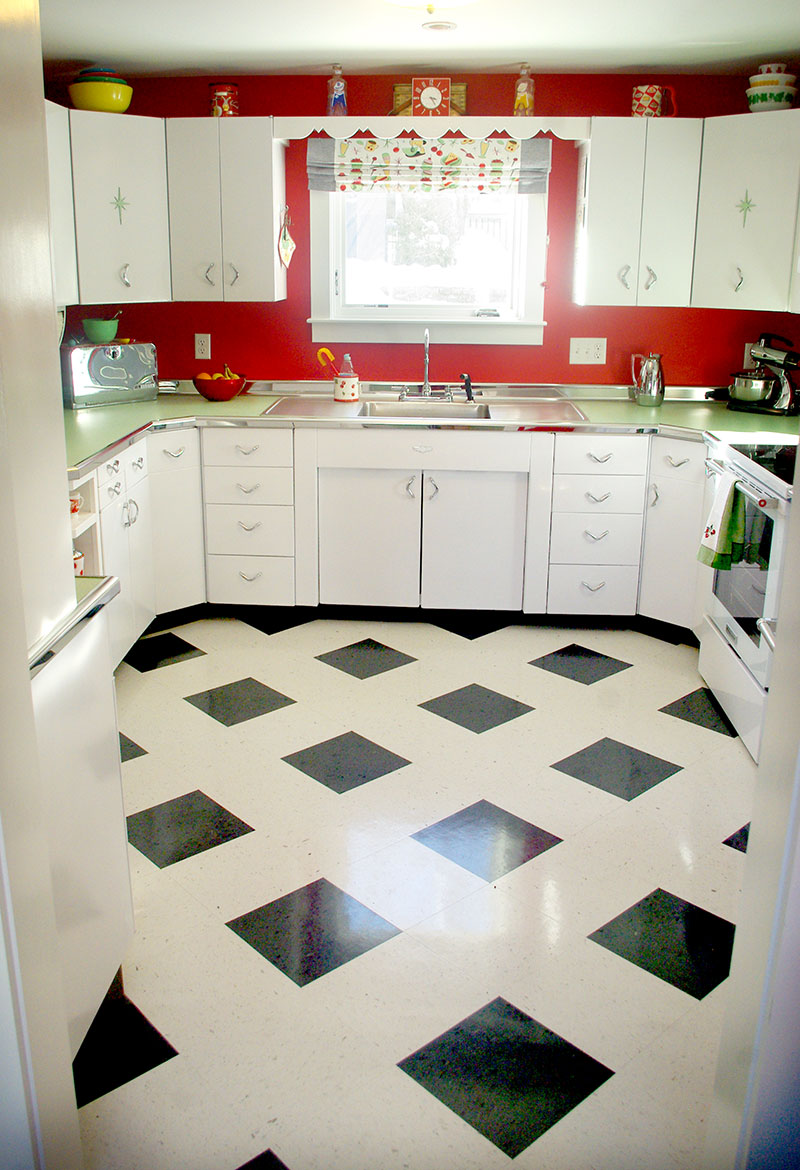 Renovated Youngstown kitchen
