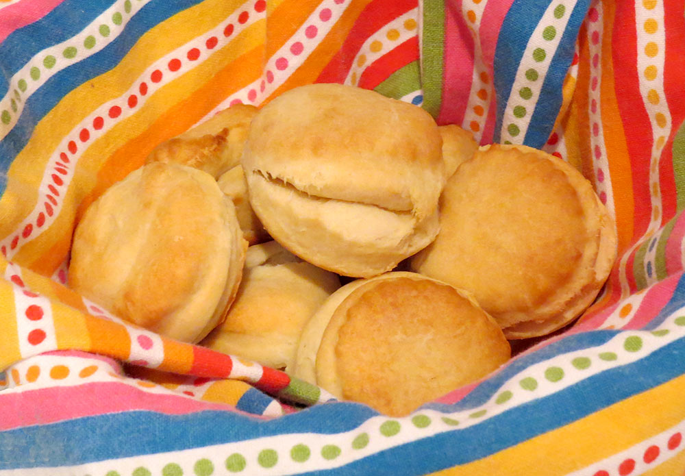The final biscuits