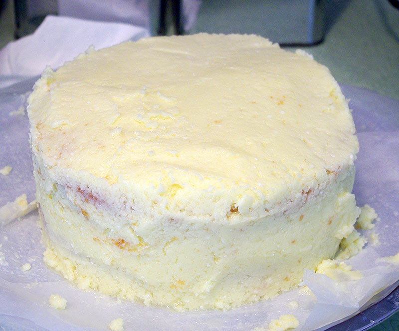 A cake decorator, I am not!