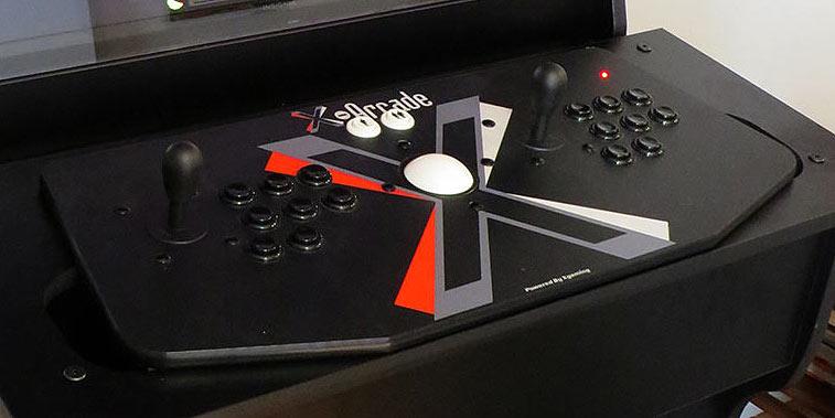 The X-Arcade Tankstick
