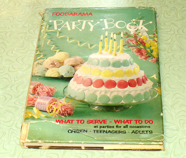 The Foodarama Party Book from 1959