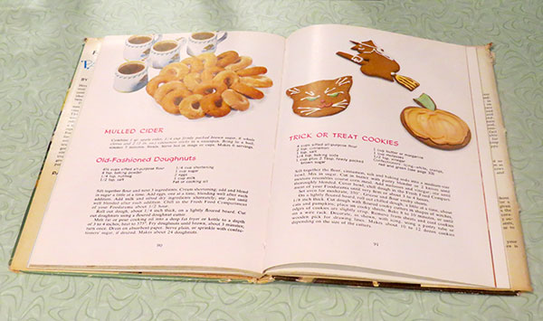 Trick or Treat Cookies recipe page