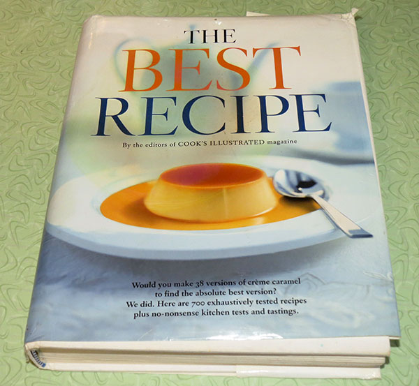 """The Best Recipe"" from 1999"