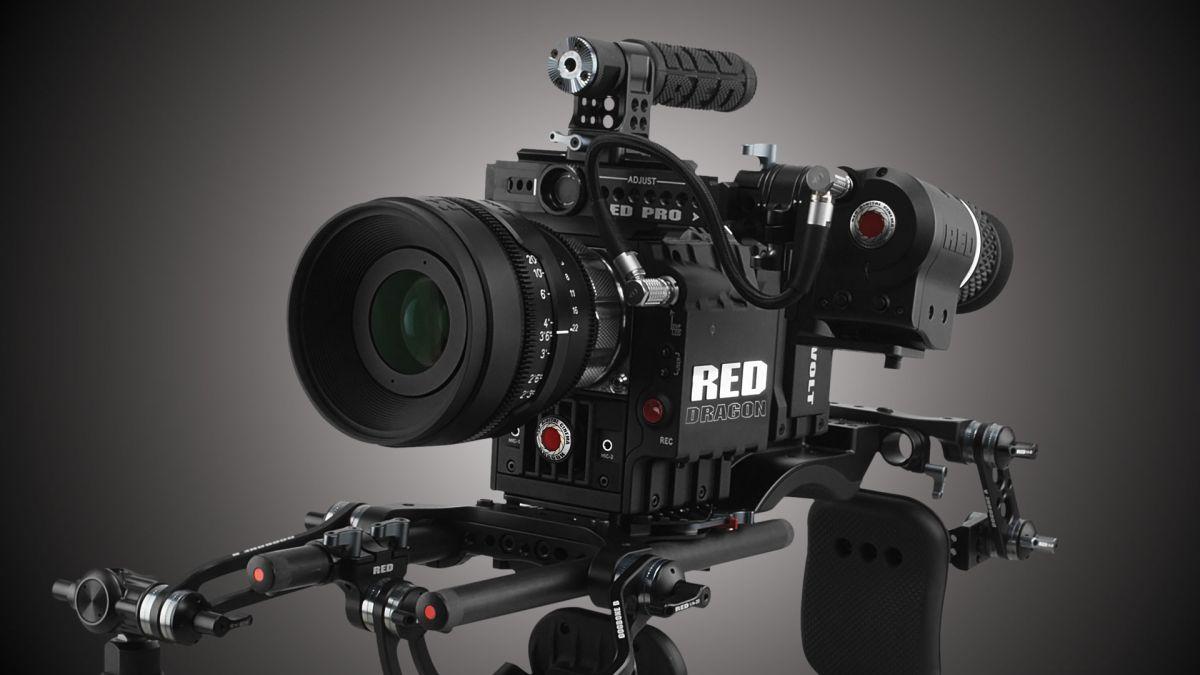 RED Epic Dragon — Liquid Light Digital
