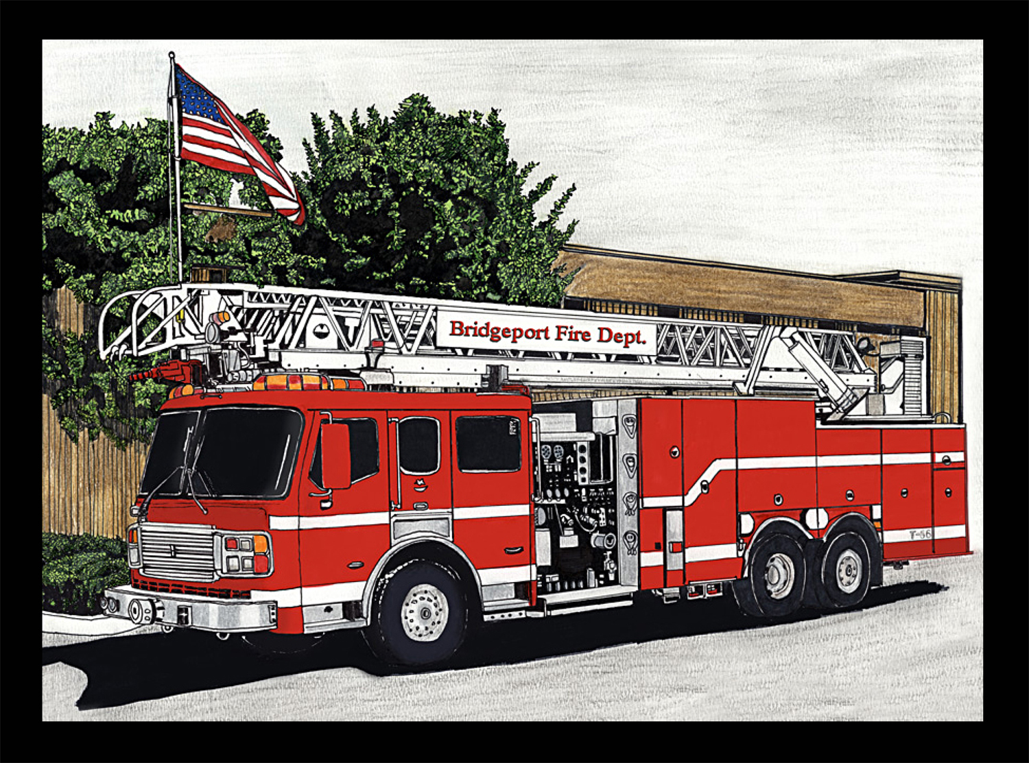 BRIDGEPORT FD