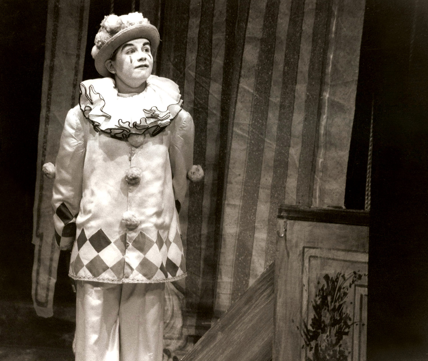 As Beppe in  Pagliacci  with Augusta Opera.